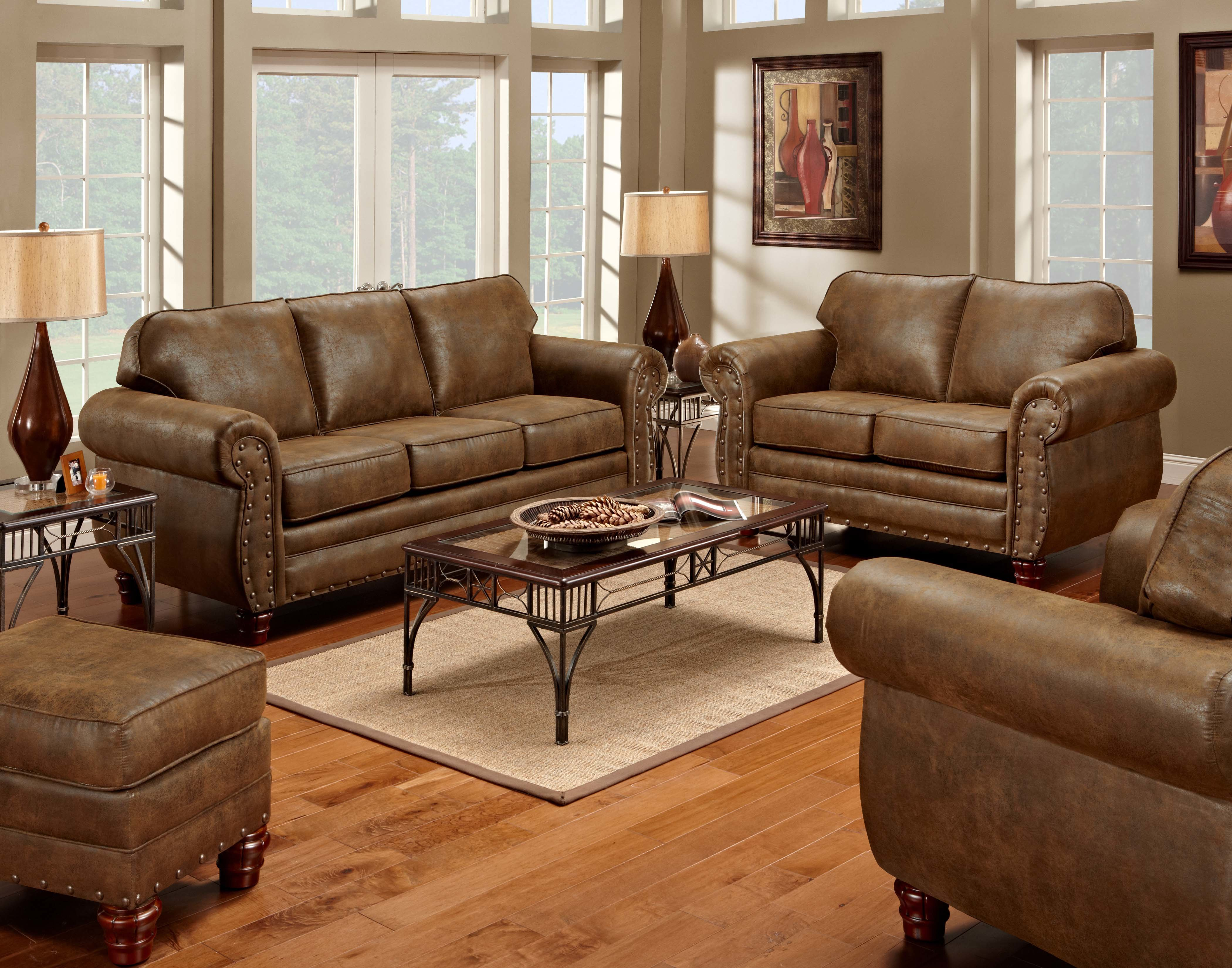 American Furniture Classics Sedona Sleeper 4 Piece Living Room Set in 12 Smart Ideas How to Improve Microfiber Living Room Sets