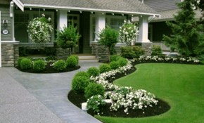 Appealing Front Yard Landscaping Ideas Bistrodre Porch And Gardening regarding Front And Backyard Landscaping Ideas