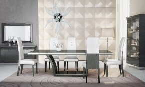 Ariana 7 Piece Dining Room Set Creative Furniture in 7 Piece Living Room Sets
