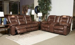Ashley Furniture Golstone Power Recliner Living Room Set In Canyon intended for 15 Awesome Designs of How to Make Recliner Living Room Set