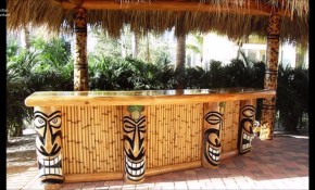 Backyard Bar Ideas Youtube with 15 Some of the Coolest Concepts of How to Build Backyard Tiki Bar Ideas