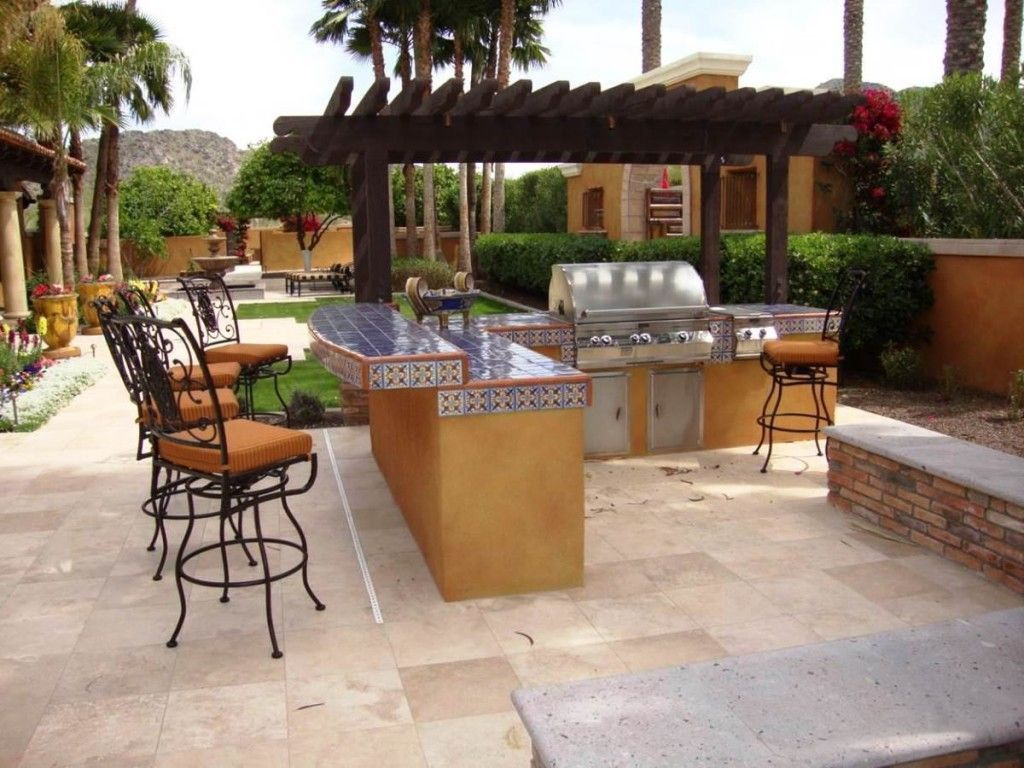 Backyard Barbecue Design Ideas Best Outdoor Barbecue Design With pertaining to 10 Awesome Concepts of How to Build Backyard Bbq Area Design Ideas