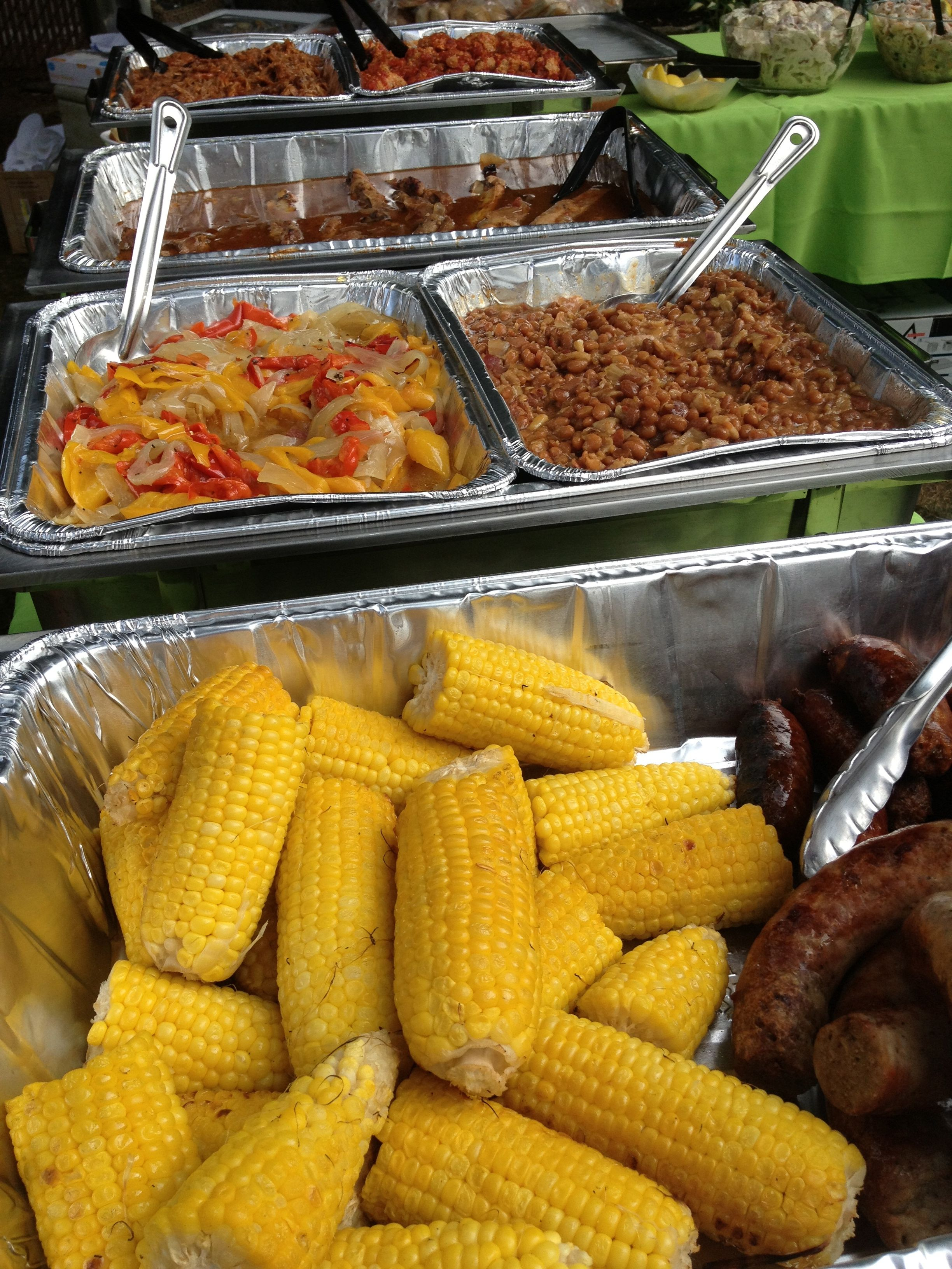 Backyard Bbq Catering Items Backyard Party Decorations Birthday with regard to 15 Genius Ideas How to Make Backyard Barbecue Party Ideas