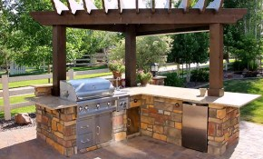 Backyard Bbq Patio Ideas Youtube regarding Backyard Bbq Area Design Ideas