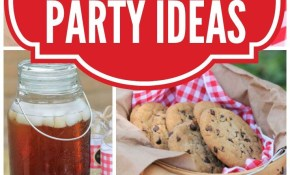 Backyard Bbq Summer Chillin Grillin July 4th Party Ideas within 12 Clever Designs of How to Improve Backyard Bbq Party Ideas