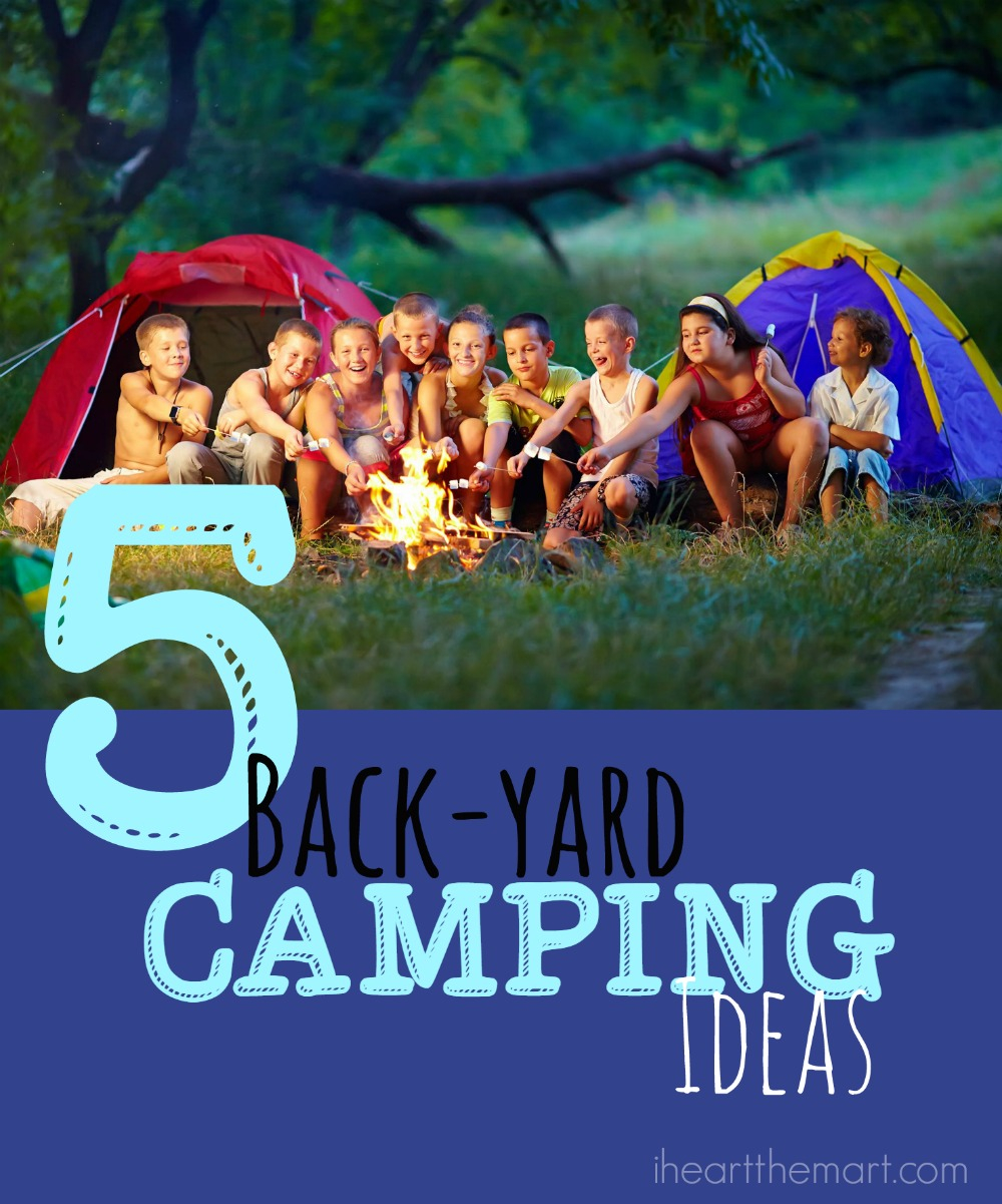 Backyard Camping Ideas For A Fun Memorable Night in 14 Genius Concepts of How to Improve Backyard Campout Ideas