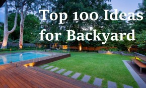 Backyard Designs Top 100 Ideas For Backyard Landscapes Youtube inside 12 Genius Tricks of How to Upgrade Backyard Renovation Ideas Pictures
