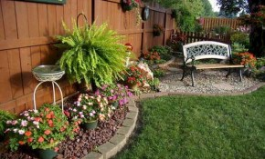 Backyard Garden Design Ideas For Summer Googodecor inside Backyard Summer Ideas