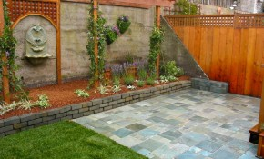 Backyard Patio Wall Ideas Patio Decoration Water Features For for 14 Some of the Coolest Ways How to Makeover Backyard Wall Ideas
