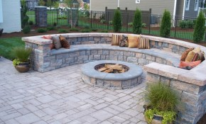 Backyard Pavers Ideas Paver Turismoestrategicoco with regard to 15 Some of the Coolest Initiatives of How to Make Backyard Pavers Ideas