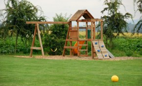 Backyard Playground Best Ground Cover Options Guide Install It Direct for Toddler Backyard Ideas