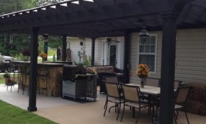 Backyard Porch Ideas On A Budget Patio Makeover Outdoor Spaces Best pertaining to Backyard Porch Ideas