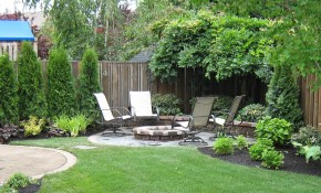 Beautiful Small Backyard Landscaping Ideas Design And Ideas for Landscape For Small Backyard