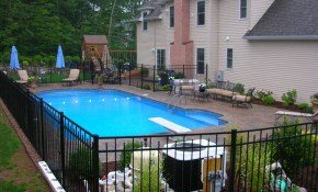 Beauty Pool Fencing Ideas America Underwater Decor Decorative within 15 Genius Designs of How to Make Backyard Pool Fence Ideas