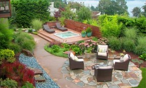 Best Backyard Landscape Designs Design Solutions For Outstanding with regard to Best Backyard Landscape Designs