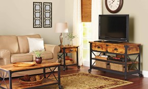 Better Homes And Gardens Rustic Country Living Room Set Walmart with Rustic Living Room Set