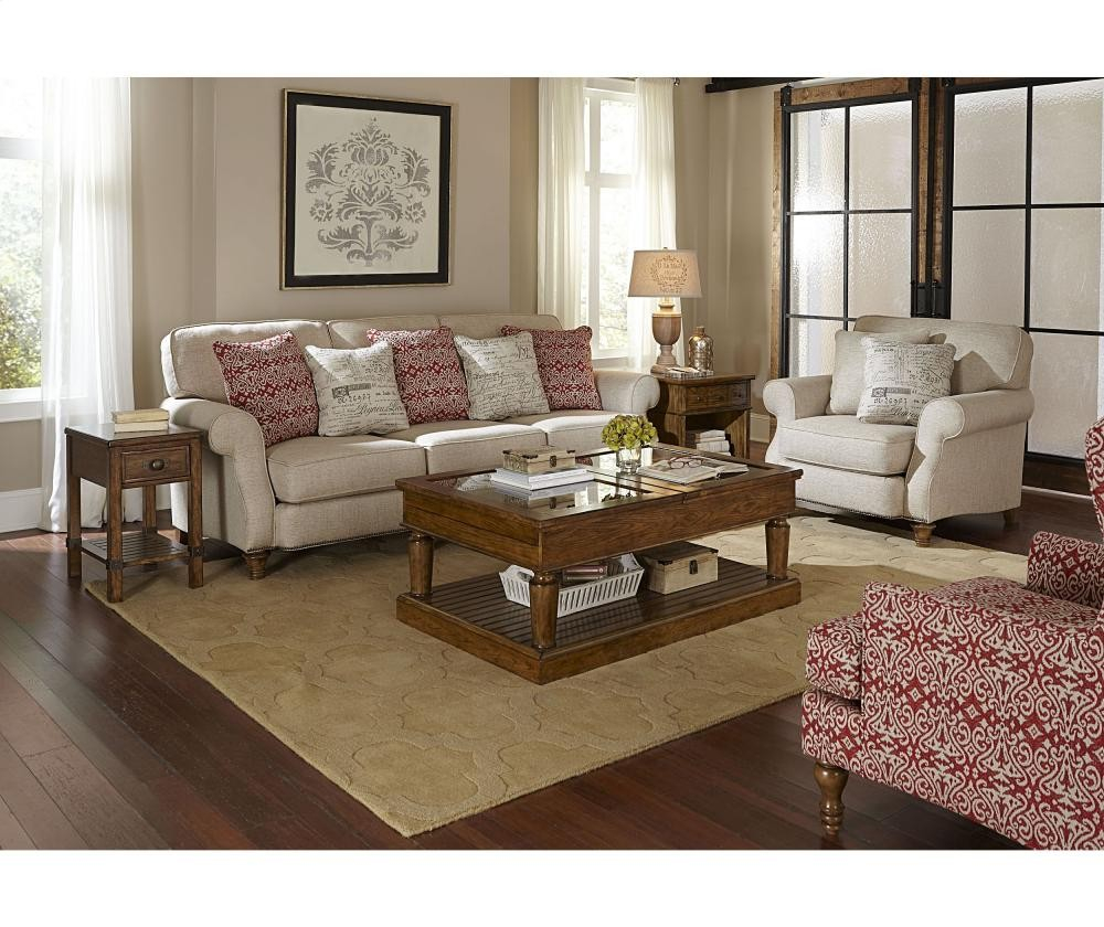 Broyhill Furniture Whitfield Chair 12 36660 Chairs Curries with regard to 12 Awesome Ideas How to Make Broyhill Living Room Set