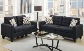 Callanan 2 Piece Living Room Set Home Sofa Loveseat Set Sofa with regard to Two Piece Living Room Set