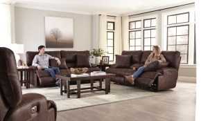 Catnapper Monaco Reclining Living Room Sets Wayfair regarding 14 Awesome Concepts of How to Make Living Rooms Sets