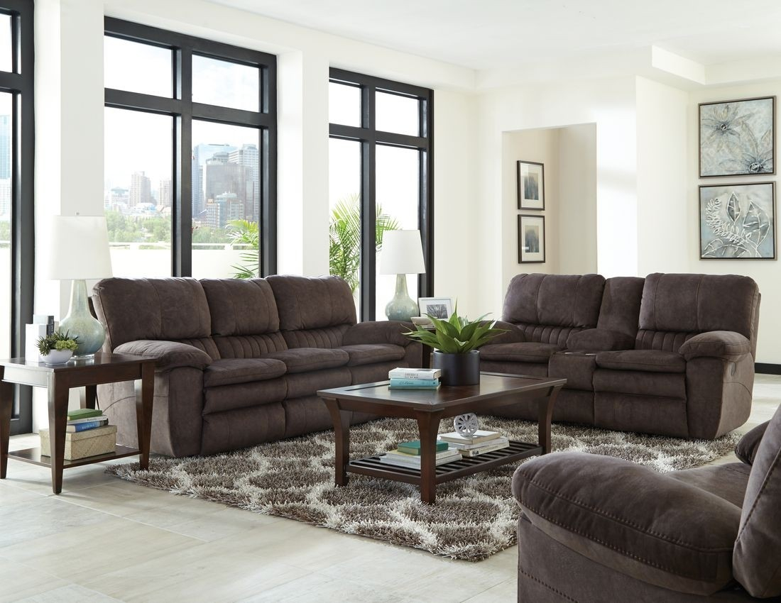 Catnapper Reyes Power Reclining Living Room Set In Chocolate Local with 12 Awesome Concepts of How to Craft Chocolate Living Room Set