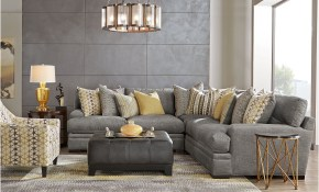 Cindy Crawford Home Palm Springs Gray 3 Pc Sectional Apartment in 15 Some of the Coolest Initiatives of How to Make Cindy Crawford Living Room Set