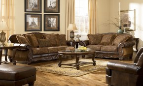Classic Vintage Living Room Work Of West Bloomfield Luxury Home throughout Retro Living Room Set