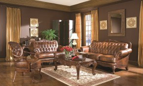Coaster Victoria Living Room Set 50068 Victoria Collection 5 with regard to 14 Clever Initiatives of How to Craft Living Room Set Deals
