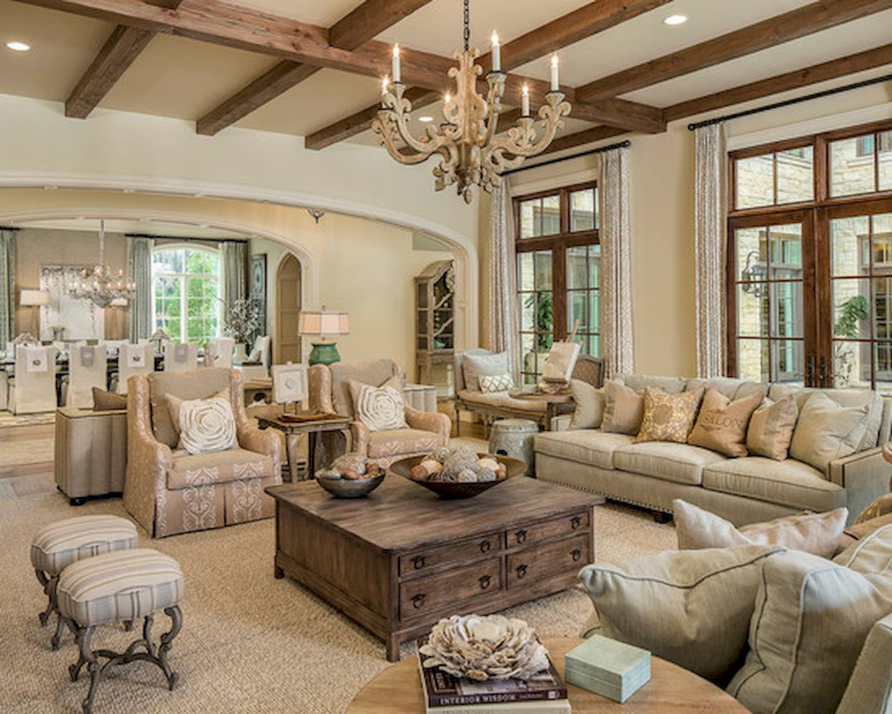 Contemporary French Country Living Room Furniture 20 Dashing Home in 15 Genius Designs of How to Improve French Country Living Room Sets