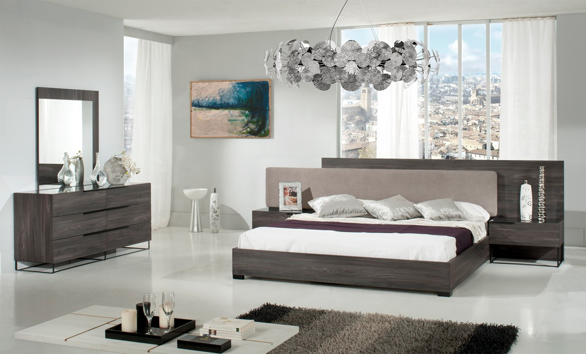 Contemporary Master Bedroom Furniture The Holland Unique And for Italian Modern Bedrooms