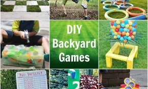 Cool Diy Outdoor Game Ideas Arts Crafts Pinterest Backyard with regard to 15 Awesome Designs of How to Craft Backyard Game Ideas For Adults