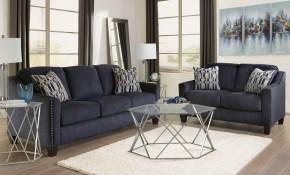 Creeal Heights Ink Living Room Set Benchcraft 3 Reviews within Discount Living Room Sets