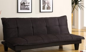 Crown Mark Margo Margo Adjustable Sofa Wayside Furniture Futon regarding Futon Living Room Sets