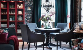 Dining Room Furniture Ideas Ikea pertaining to 13 Clever Concepts of How to Makeover IKEA Living Room Sets Under 300