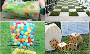 Diy Backyard Games Fun Ideas For Your Summer Parties Wantneed regarding 13 Smart Initiatives of How to Makeover Fun Backyard Party Ideas