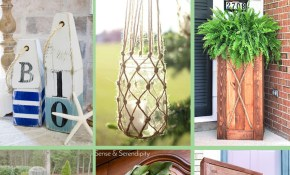 Diy Patio Decor Ideas To Spruce Up Your Exterior The Weathered Fox pertaining to Decorating Backyard Ideas