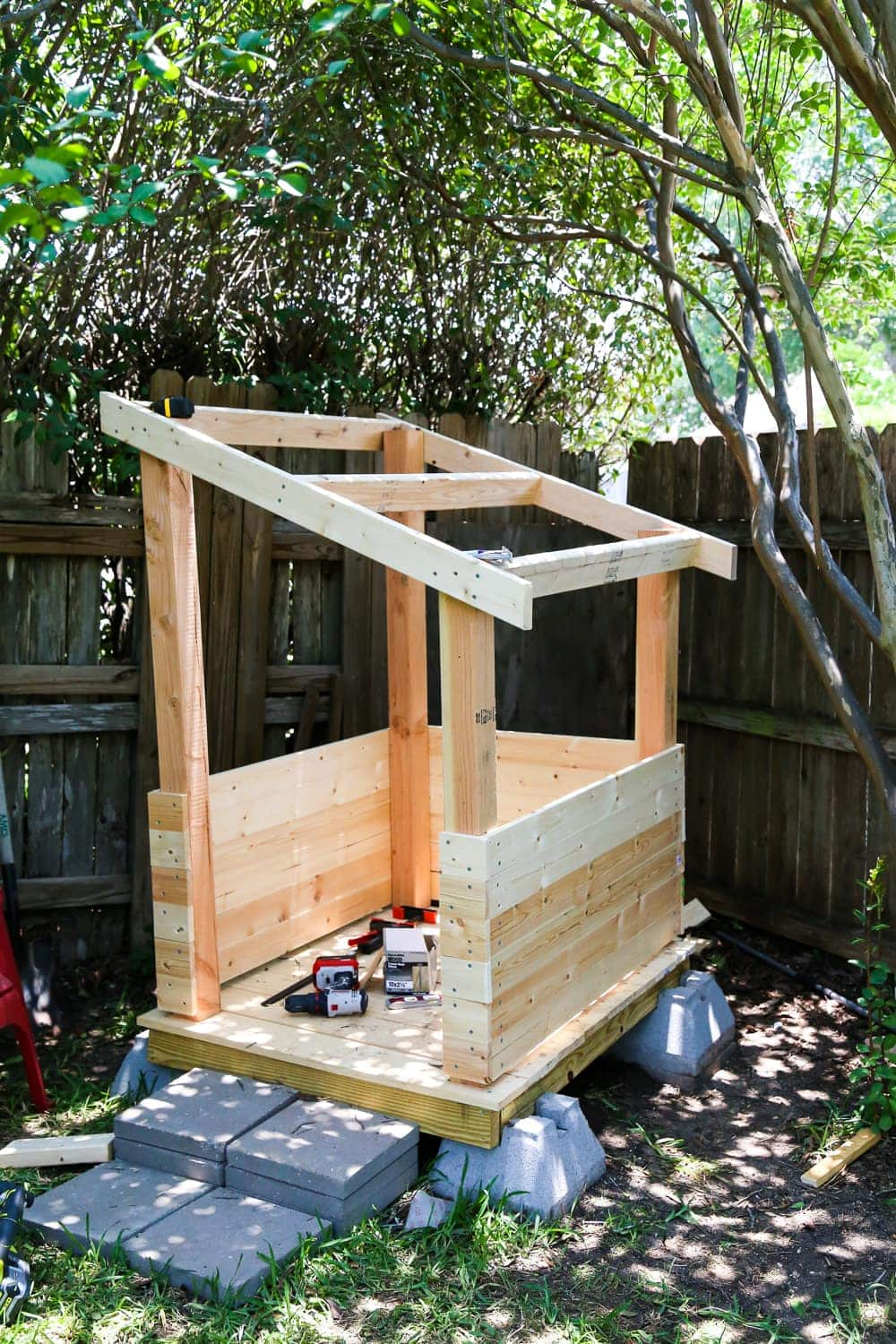 Diy Playhouse How To Build A Backyard Playhouse For Your Toddler with 11 Awesome Ideas How to Craft Backyard Playhouse Ideas