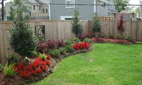 Easy Backyard Landscape Ideas Rhgeoloqalcom Cheap Landscaping Back with 11 Awesome Ideas How to Build Easy Backyard Landscaping Ideas