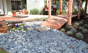 Easy Landscaping Ideas Low Maintenance Landscape Design Tips inside Landscaping A Backyard