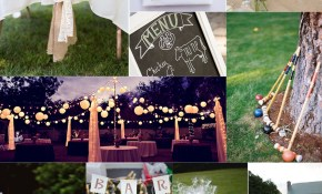 Essential Guide To A Backyard Wedding On A Budget Country Wedding with regard to Backyard Wedding Ideas On A Budget