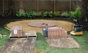 Estimate Patio And Paver Construction Costs Patio Materials Gravel throughout 10 Awesome Concepts of How to Craft Backyard Landscaping Cost Estimate