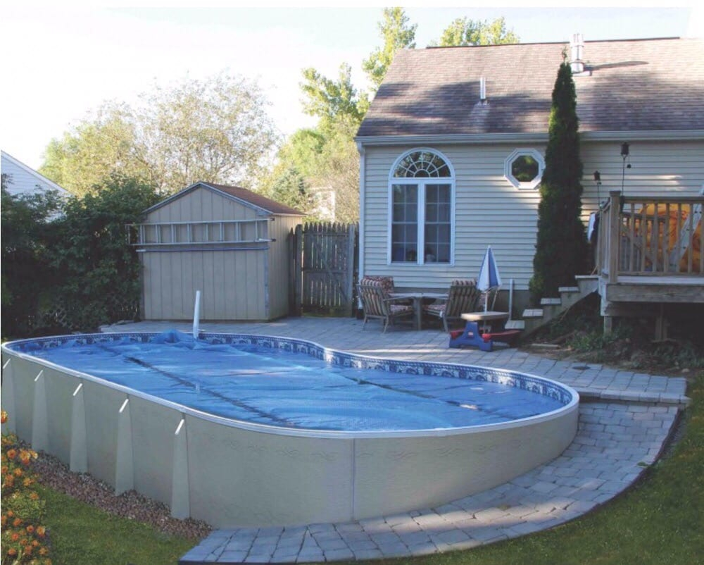 Exterior Most Beautiful A Beautiful Pools You Ever Seen in Modern Backyard Landscaping