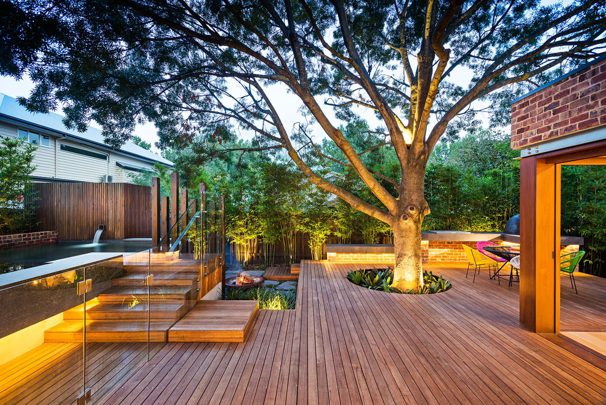 Family Fun Modern Backyard Design For Outdoor Experiences To Come with 12 Awesome Ideas How to Make Best Backyard Ideas