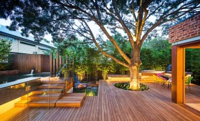 Family Fun Modern Backyard Design For Outdoor Experiences To Come with regard to 14 Some of the Coolest Concepts of How to Make Modern Backyard Landscaping