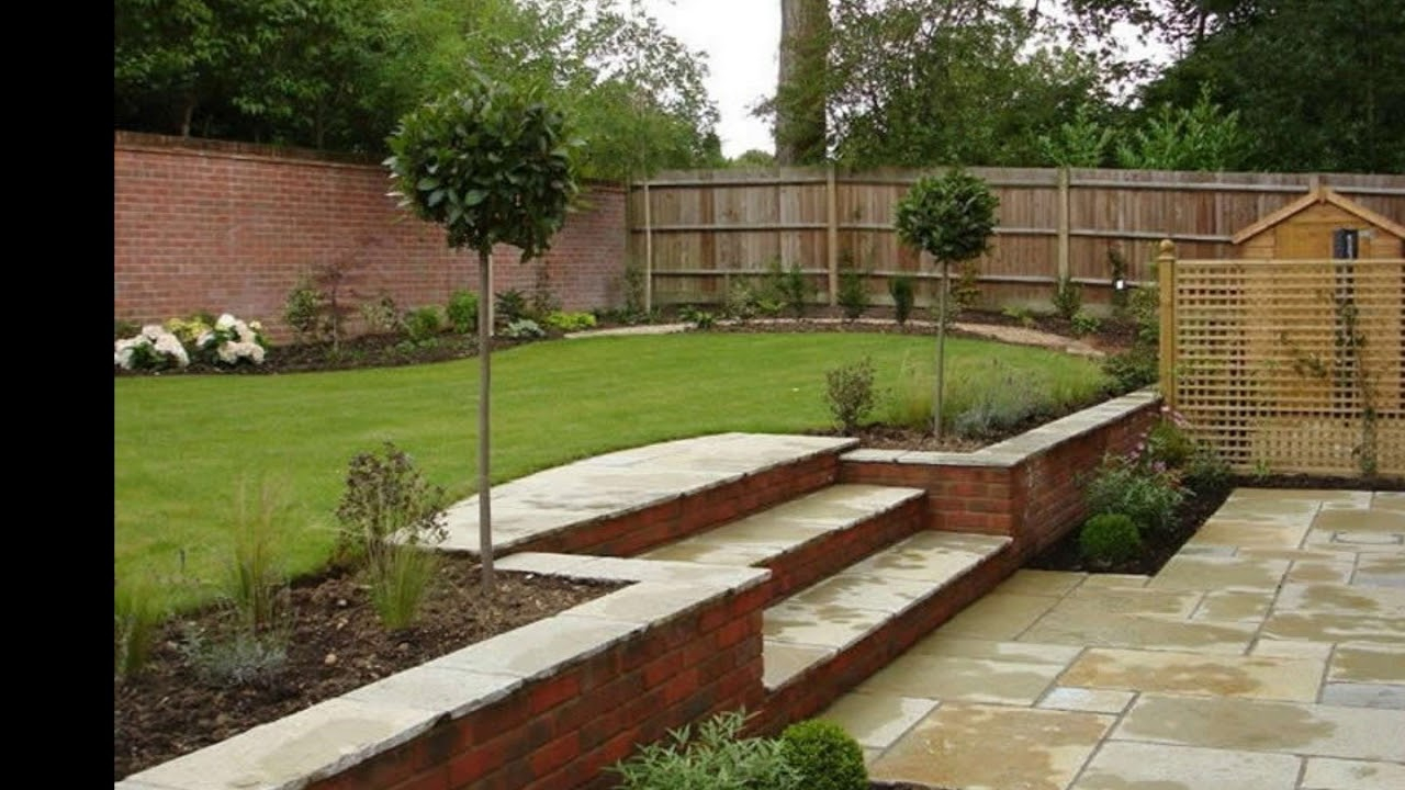 Front Garden Design On A Slope I Small Sloped Front Yard Landscaping throughout 10 Awesome Initiatives of How to Make Landscaping Sloping Backyard Ideas