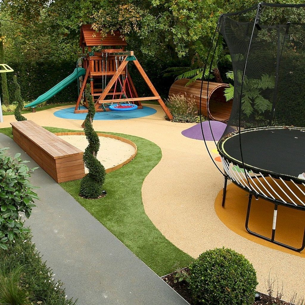 Fun Backyard Ideas For Kids Playground 5 Turismoestrategicoco with regard to 15 Some of the Coolest Concepts of How to Craft Fun Backyard Ideas