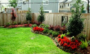 Garden Ideas Small Backyard Landscaping On A Budget Raquo Trends Low intended for 12 Awesome Ways How to Improve Townhouse Backyard Landscaping Ideas