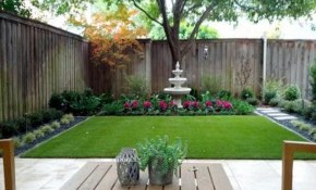 Garden Small Backyard Pictures Small Front Garden Designs Lawn And for 15 Smart Tricks of How to Improve Ideas For Small Backyard