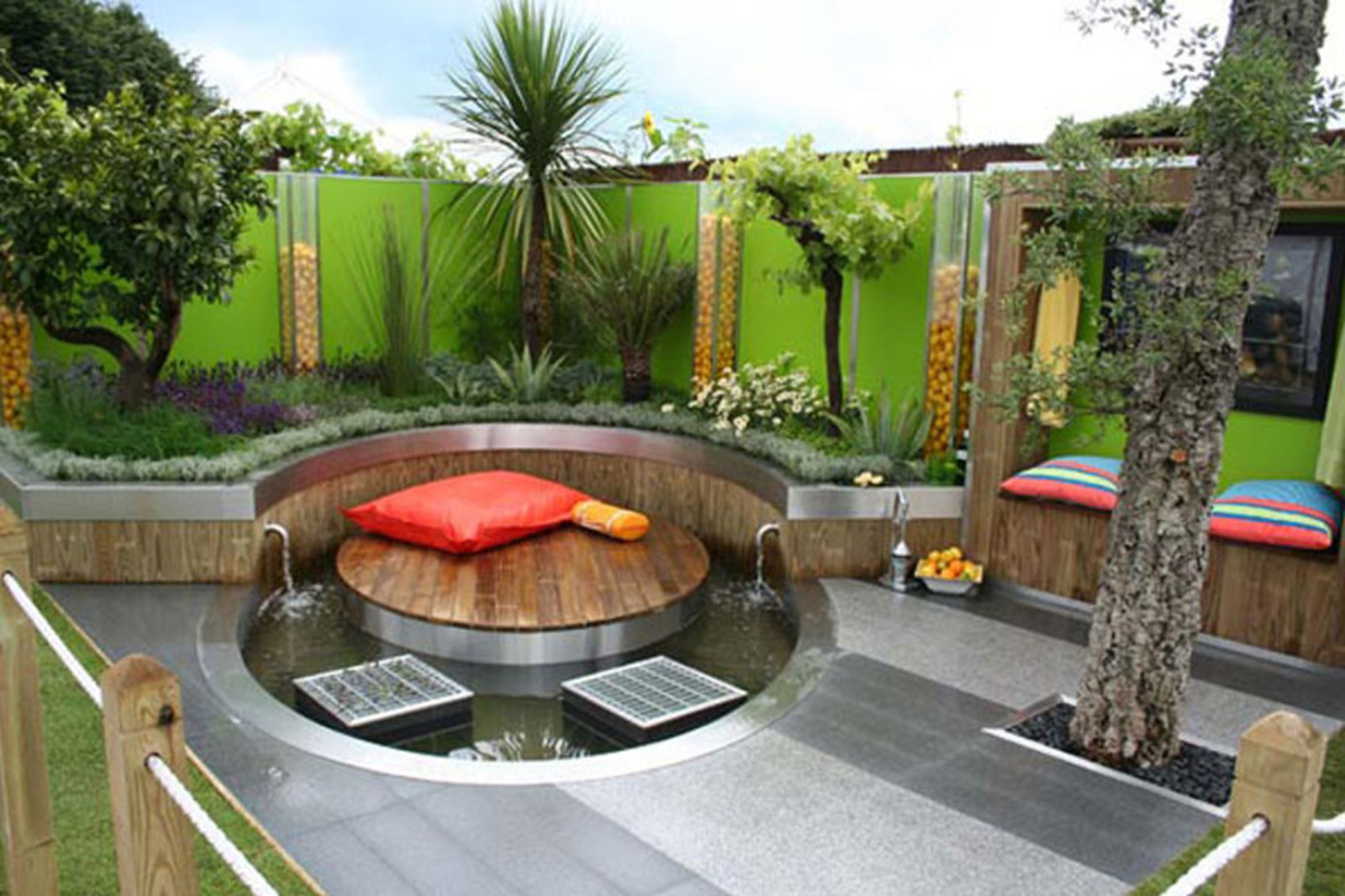 Great Backyard Ideas On A Budget Garden Cheap And Easy Small Designs inside 14 Some of the Coolest Concepts of How to Improve Great Backyard Ideas On A Budget
