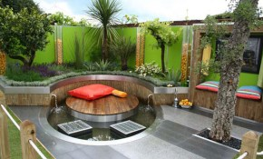 Great Backyard Ideas On A Budget Garden Cheap And Easy Small Designs within Great Backyard Ideas
