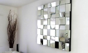 Home Dcor Unique Ways Decorative Mirrors Upgrade A Room Infographic intended for Modern Mirrors For Bedroom